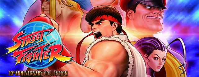 Street Fighter 30 anni cab