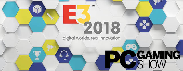 e3 2018 pc gaming