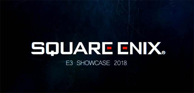 square enix esce e3