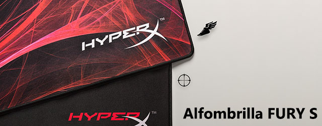 ANÁLISIS HARD-GAMING: Alfombrilla HyperX Fury S