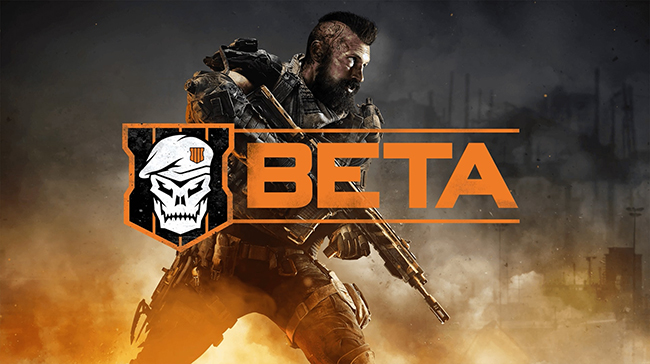 Call of Duty Black Ops IIII Multiplayer Beta