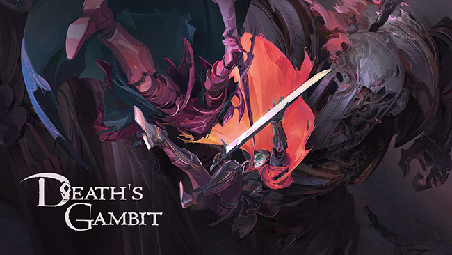 Death's Gambit Artwork