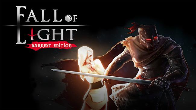 Fall of Light Darkest Edition Banner