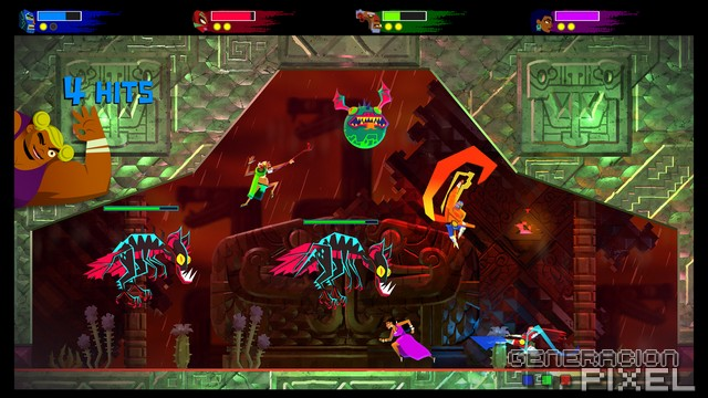 Análisis Guacamelee 2 img 003