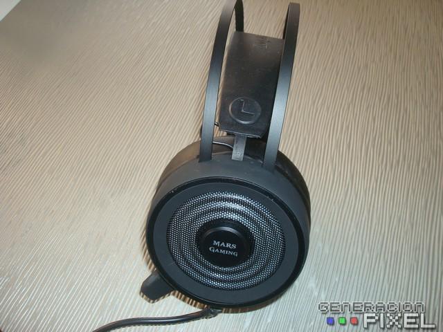 Análisis Auriculares Mars Gaming MH318 img 004