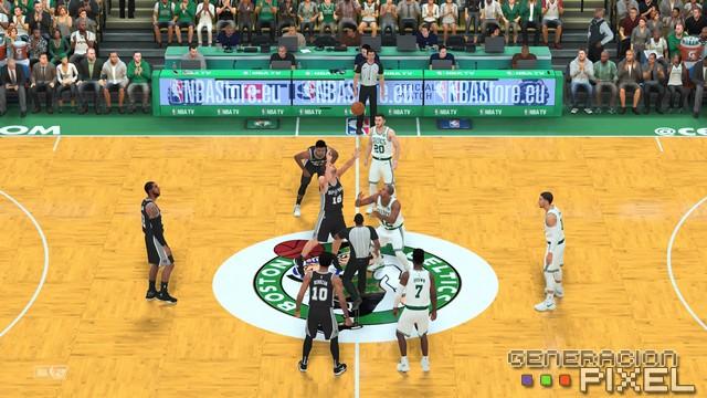 Análisis NBA 2K19 img 002