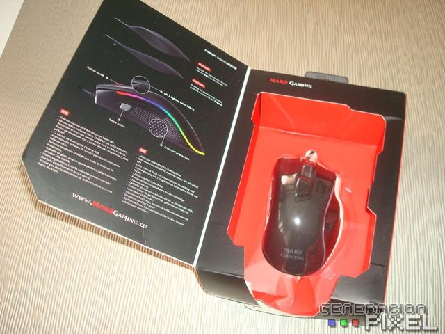 Análisis Ratón Mars Gaming MM318 img 002