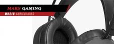 ANÁLISIS HARD-GAMING: Auriculares Mars Gaming MH318