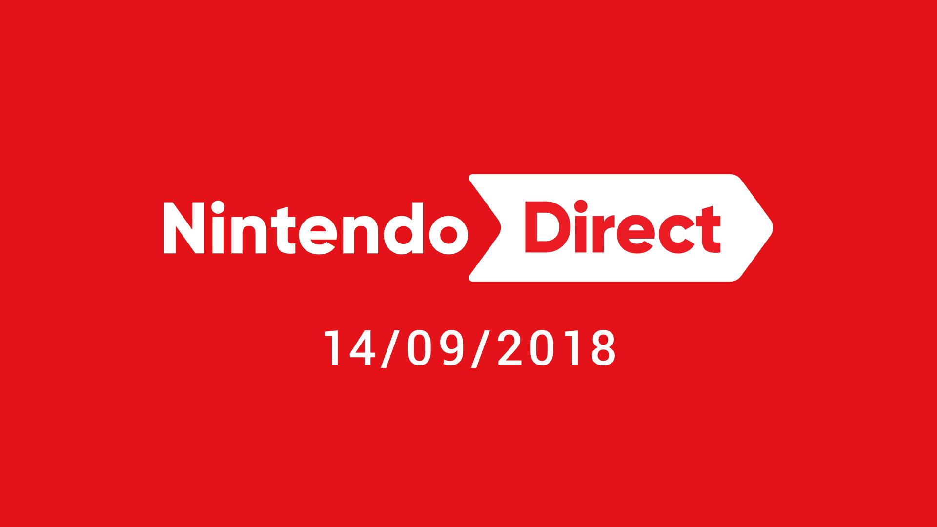 nintendo direct 14 septiembre 2018