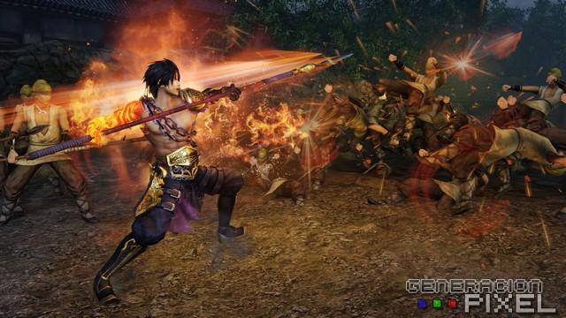 Análisis Warriors Orochi 4 img 004