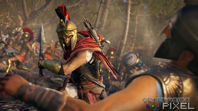 Análisis Assassins Creed Odyssey img 001