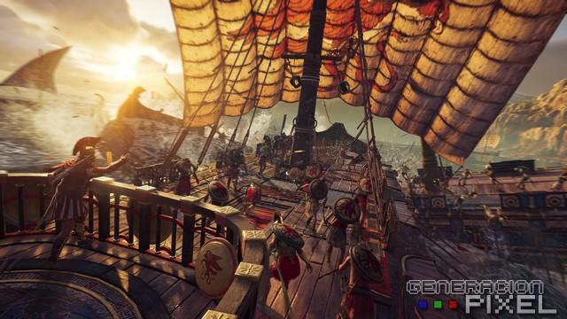 Análisis Assassins Creed Odyssey img 002