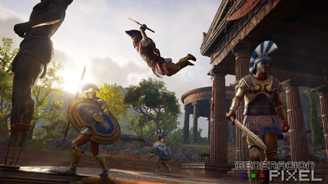 Análisis Assassins Creed Odyssey img 004