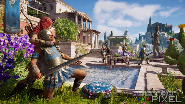 Análisis Assassins Creed Odyssey img 005