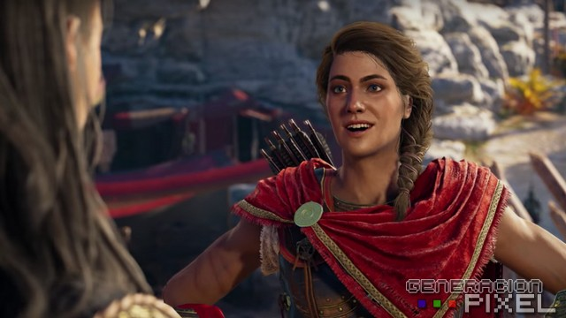 Análisis Assassins Creed Odyssey img 006