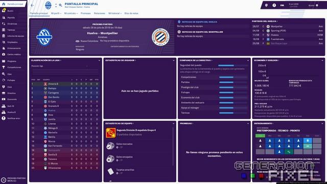 Análisis Football Manager 2019 img 001