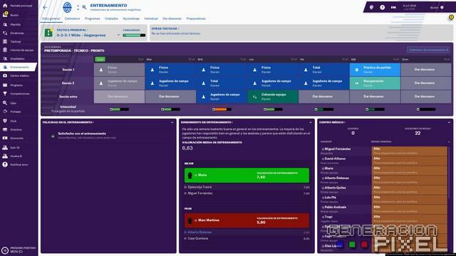 Análisis Football Manager 2019 img 003