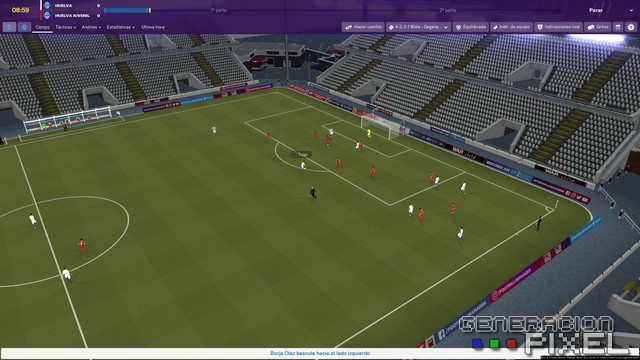 Análisis Football Manager 2019 img 005