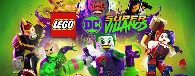 ANÁLISIS: LEGO DC Super Villanos