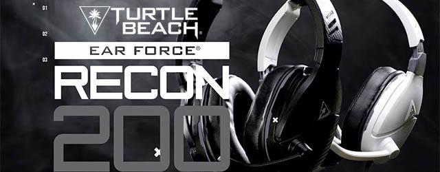 ANÁLISIS: Auriculares Turtle Beach Recon 200