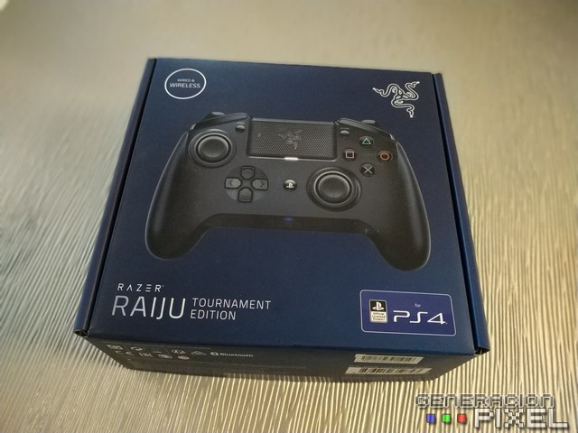 Análisis Razer Raiju Tournament Edition img 001