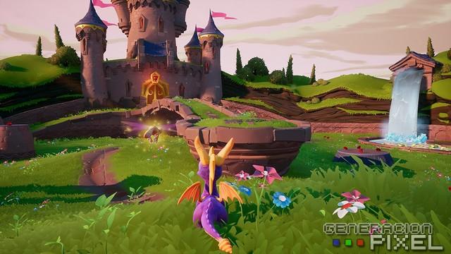 Análisis Spyro Reignited Trilogy img 002