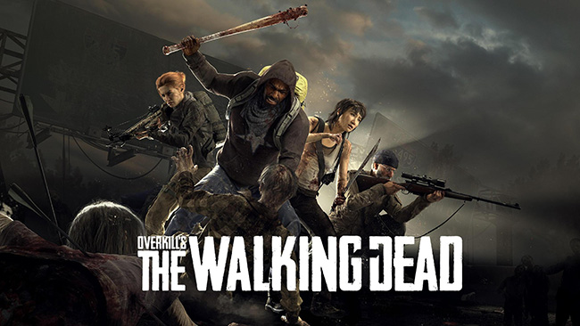 Overkill's The Walking Dead Key Visual