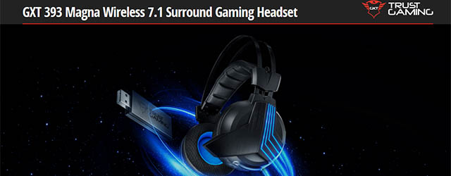 ANÁLISIS HARD-GAMING: Auriculares Trust GXT 393 Magna Wireless 7.1