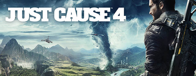 Just Cause 4 Cab