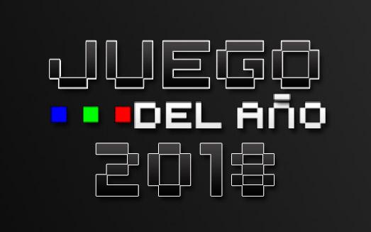 Nuevo Logo Generacion Pixel Juego del año 2018