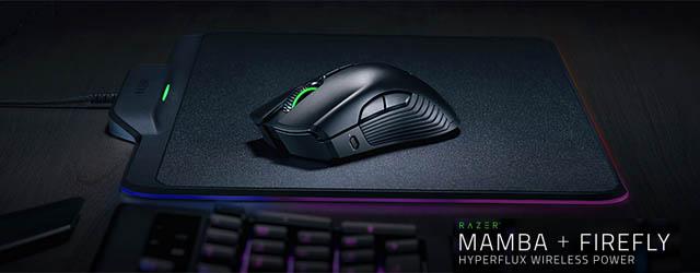 ANÁLISIS HARD-GAMING: Razer Mamba+Firefly Hyperflux