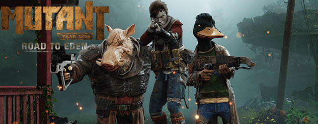 ANÁLISIS: Mutant Year Zero Road to Eden