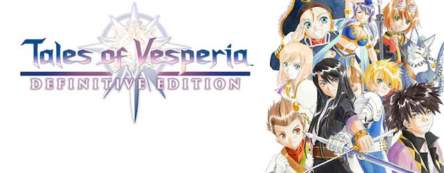Tales of Vesperia Definitive Edition cab