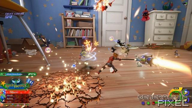 Análisis Kingdom Hearts III img 002