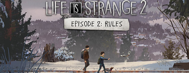 Life is Strange 2 Episodios 2 cab