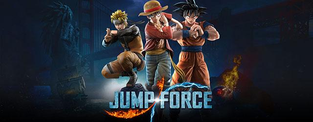 ANÁLISIS: Jump Force