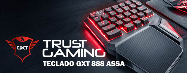 ANÁLISIS HARD-GAMING: Teclado Trust GXT 888 Assa