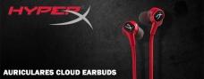 ANÁLISIS HARD-GAMING: Auriculares HyperX Cloud Earbuds
