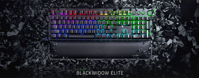 ANÁLISIS HARD-GAMING: Teclado Razer Blackwidow Elite